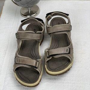 Ecco Yucatan Sandals Size 8-8.5